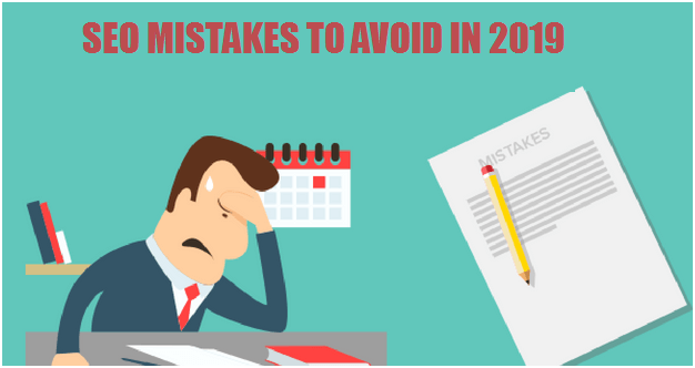 SEO Mistakes You Should Avoid in 2020