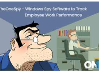 How to spy secretly the activities of employees