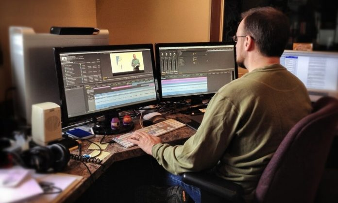 What are the career options available after the Audio and Video Post Production program